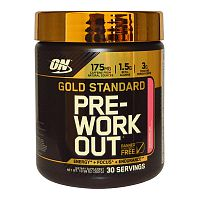 Gold Standard PRE-Workout (600г)