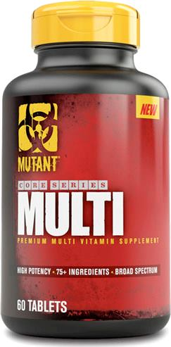 Mutant Core Series Multi (60таб)