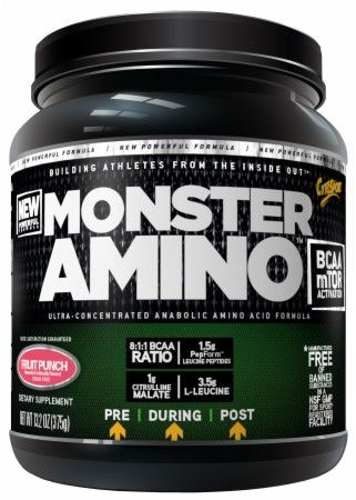 Monster Amino BCAA (375г)