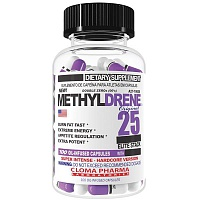 Methyldrene Elite 25мг 100капс