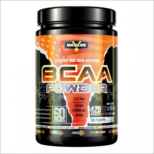 MAXLER BCAA POWDER 420G